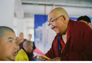 The Dedication Ceremony Of Arjia Rinpoche's Children's Cancer Care Hospital In Ulaanbataar